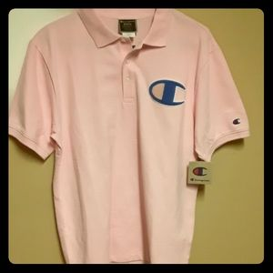 "Champion  ""Pink Polo"""